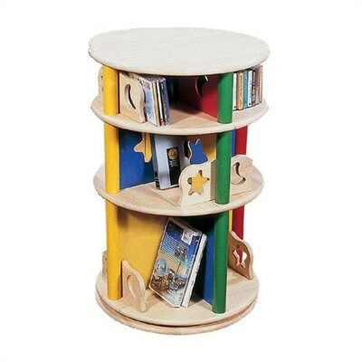"Guidecraft Moon & Stars 31"" Bookcase"