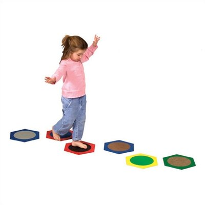 Guidecraft Sensory Walking Stones Educational Game