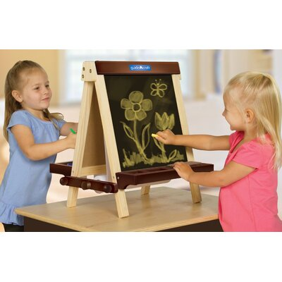 Guidecraft Art Equipment Tabletop Easel