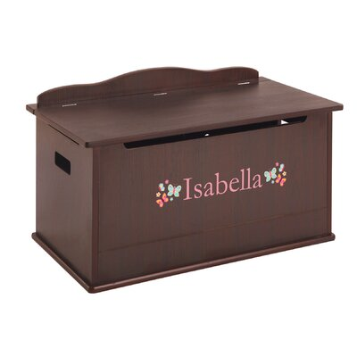 Guidecraft Personalized Expressions Toy Box
