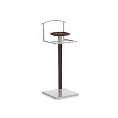 Calligaris Landscape Modern Valet Stand in Wenge