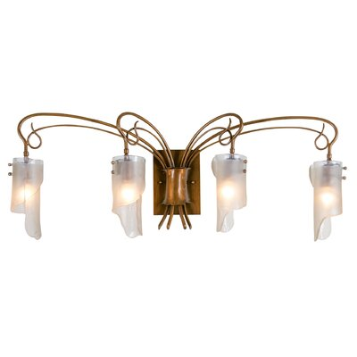 Varaluz Soho Recycled 4 Light Bath Vanity Light