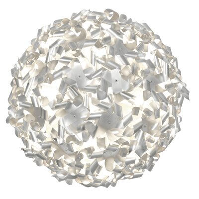 Varaluz Recycled Pinwheel Ceiling/Wall Light