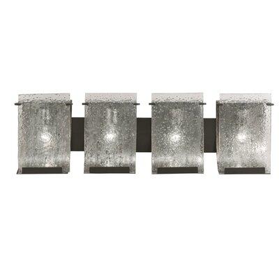 Varaluz Rain Recycled 4 Light Bath Vanity Light