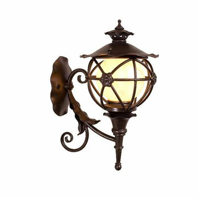 Varaluz Recycled Matador 1 Light Outdoor Light