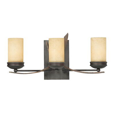 Varaluz Aizen Recycled 3 Light Bath Vanity Light