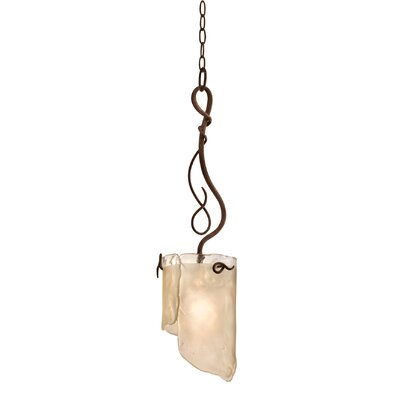 Varaluz Soho 1 Light Mini Pendant