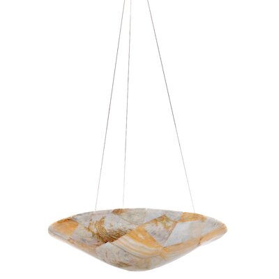 Varaluz Big 3 Light Inverted Pendant