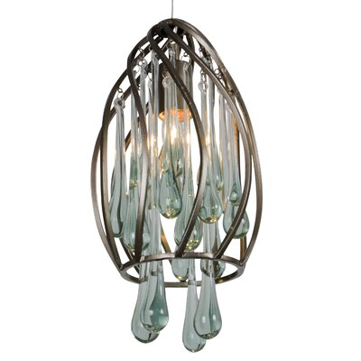 Varaluz Area 51 1 Light Mini Pendant