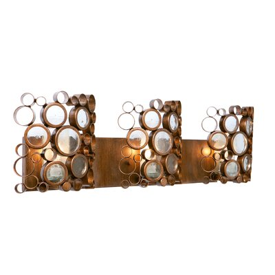 Varaluz Fascination 3 Light Bath Sconce