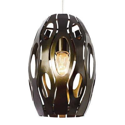 Varaluz Masquerade 1 Light Mini Pendant