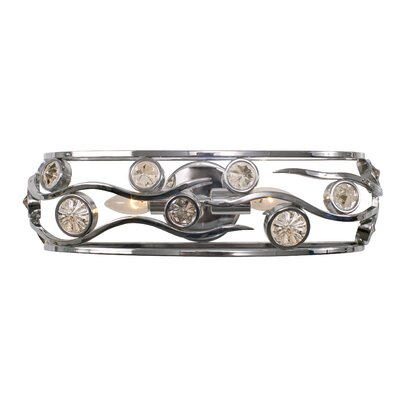Varaluz Swank 2 Light Bath Vanity Light