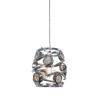 Varaluz Swank 1 Light Mini Pendant