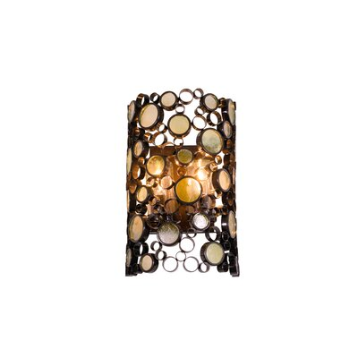 Varaluz Fascination Outdoor 2 Light Wall Bracket