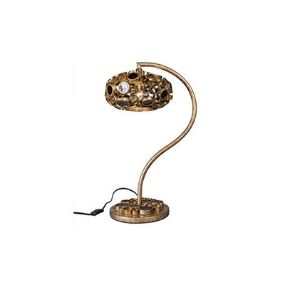 """Varaluz Fascination Question Mark 26"""" H Table Lamp"""