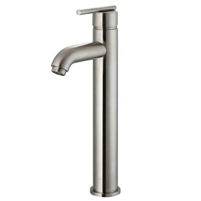 Vigo Single Hole Vessel Seville Faucet with Single Handle