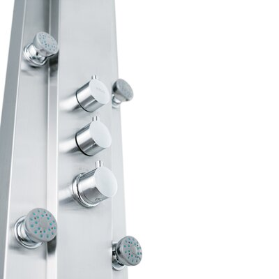 Vigo Thermostatic Shower Massage Panel