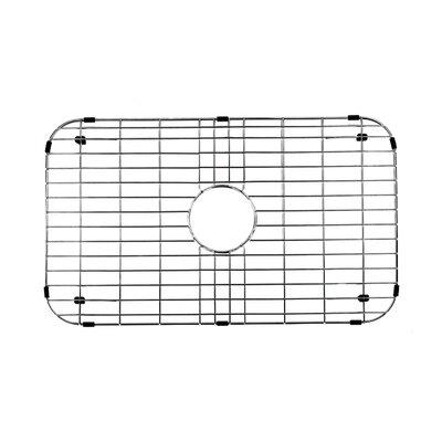 vigo 26 x 14 kitchen sink bottom grid reviews wayfair. Black Bedroom Furniture Sets. Home Design Ideas