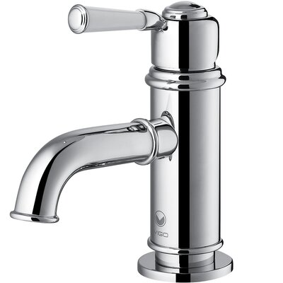 Vigo Boreas Single Handle Bathroom Faucet