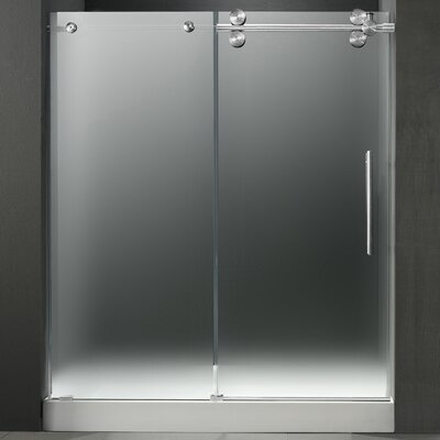 Tub Door Frameless Glass Design Hinged Door And Stationary Side Glass