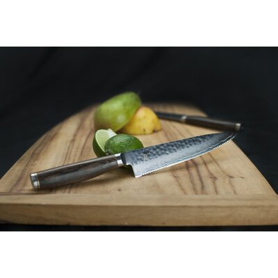 "Shun Premier 6.5"" Serrated Utility Knife"