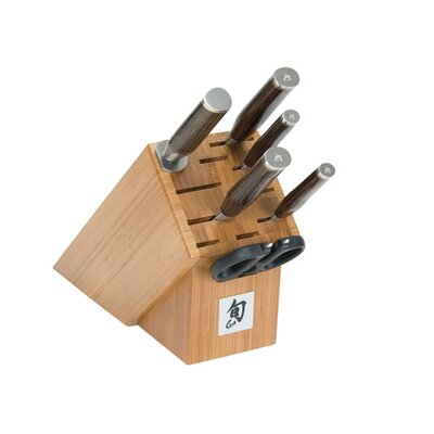 Shun Premier 7 Piece Block Set