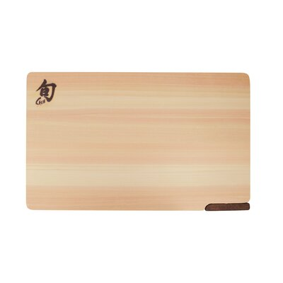 Shun Hinoki Cutting Board