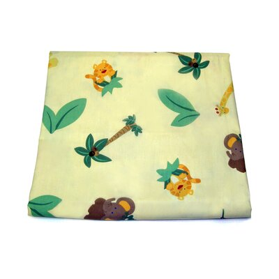 NoJo Jungle Babies Crib Bedding Collection