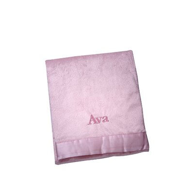 NoJo Personalized Girls' Blanket