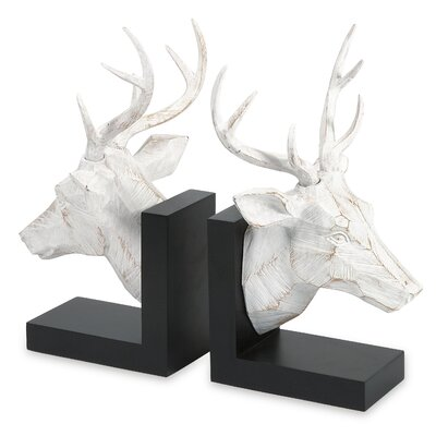 IMAX Joseph Deer Book Ends