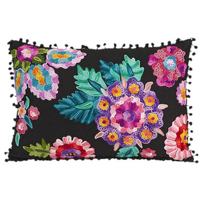 IMAX Secret Garden Cotton Pillow