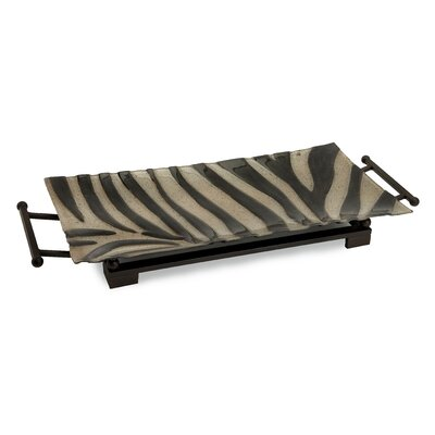 IMAX CK Grevy's Glass Tray