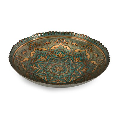 Ravenna Glass Bowl