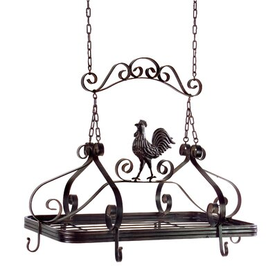 IMAX Coq-au-Vin Hanging Pot Rack
