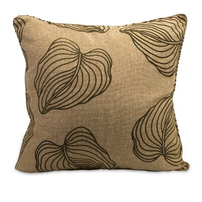 IMAX Quanto Pillow in Brown