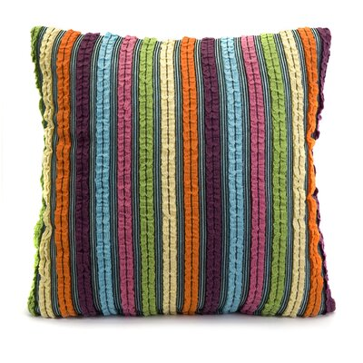 IMAX Sophie Square Cotton Pillow