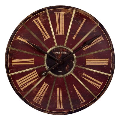 IMAX Large  Wall Clock