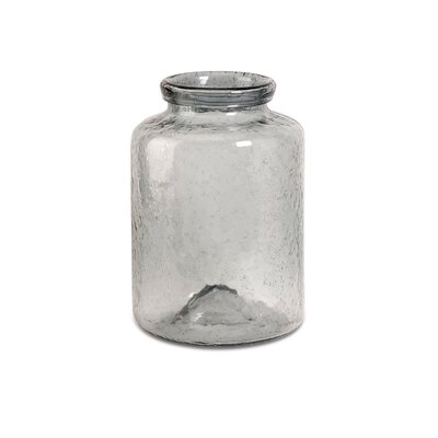 IMAX Cadell Small Bubble Glass Jar