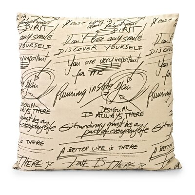 IMAX Newton Cotton Pillow
