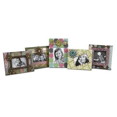 Carter Picture Frame (Set of 5)