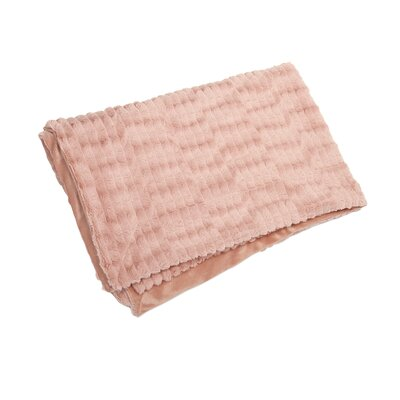 Gemma Faux Fur Polyester Throw