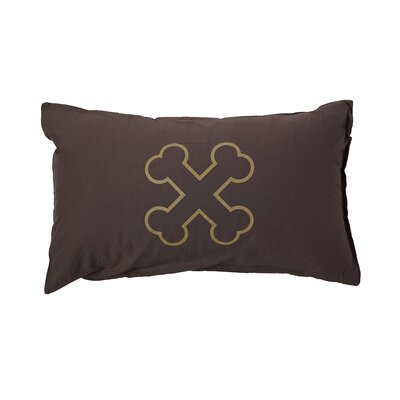 The Shrunks Bones Cotton Pillow with Sheet