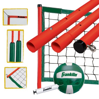 Outdoor Games Elite Volleyball Set