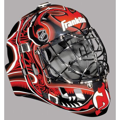 Franklin Sports NHL SX Comp Goalie Face Mask 100