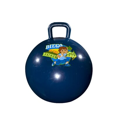 Franklin Sports Nickelodeon Go Diego Go! Hopping Ball