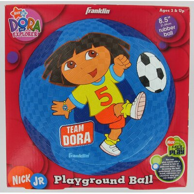Franklin Sports Dora the Explorer Rubber Ball