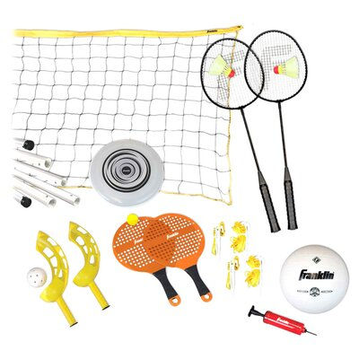 Franklin Sports Fun 5 Combo Lawn Game