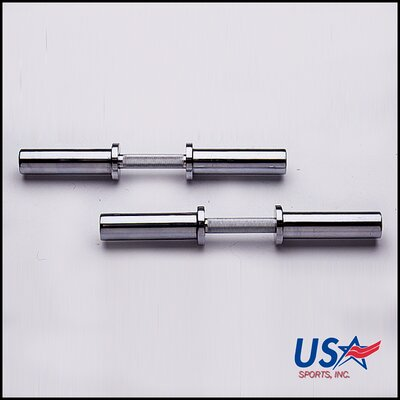 USA Sports by Troy Barbell Olympic Dumbbell Handle