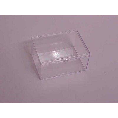 100 Count Snap Hinged Card Case