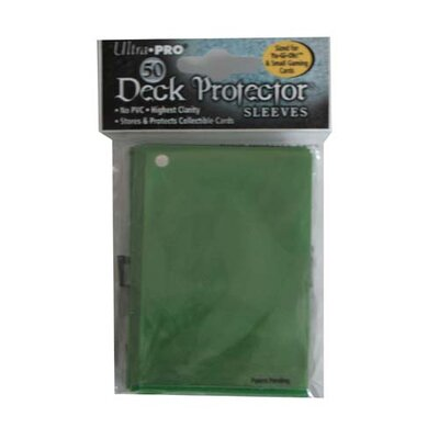 Ultra Pro Serpent Green Mini Deck Sleeves (600 per box)